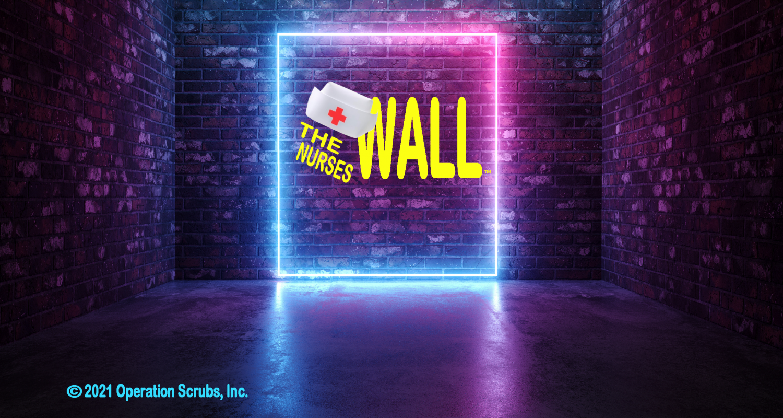 THE NURSES WALL 1.0 WIDE